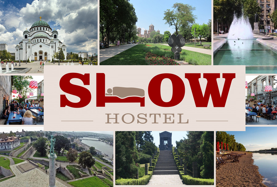 Hostel Slow Beograd Beograd Dubljanska 80 Vracar 11000