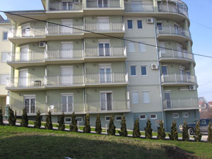 stan na dan Apartman ZELENI BULEVAR, Zeleni Bulevar 18