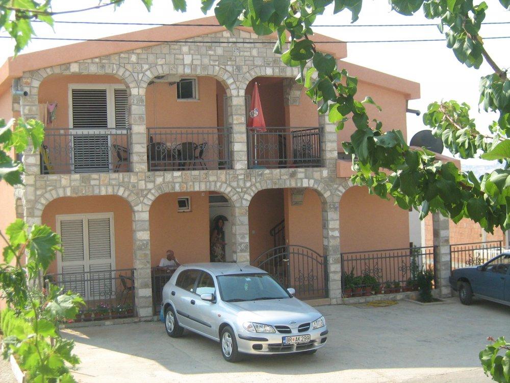 Apartmani u vili Milošević, ulica Glavanović , Šušanj