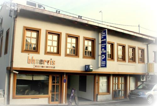 ETN Hotel, Safet Bega Bašagića 12