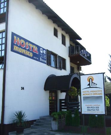 Hostel Monaco Dreams, Njegoseva 34