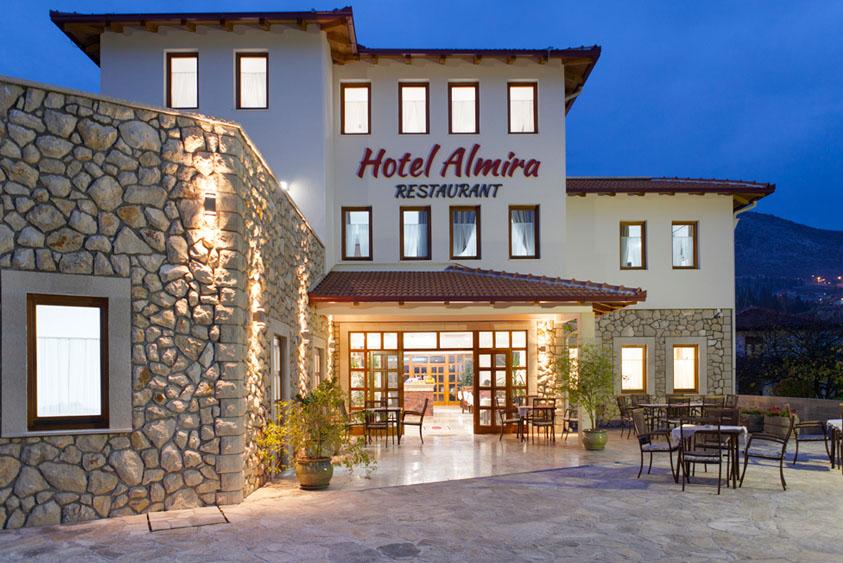 Hotel Almira, Rade Bitange bb