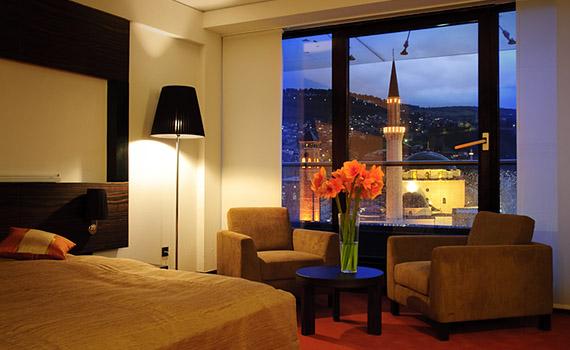 Hotel Europe Sarajevo, Vladislava Skarića 5