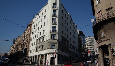 Hotel Prag Belgrade Kraljice Natalije 27 Accommodation Serbia
