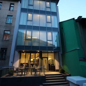 Hotel R, Skenderija 4
