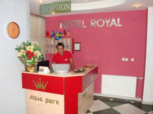 Hotel Royal, Klikovo bb