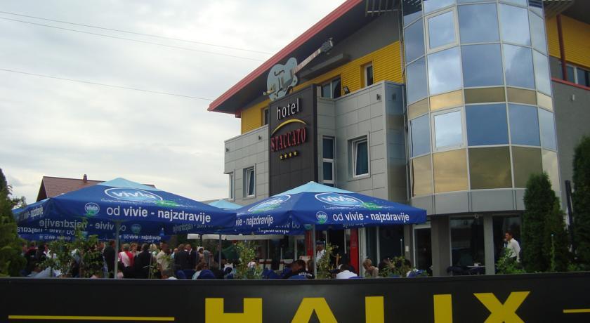 Hotel Staccato, Svale bb, Prijedor