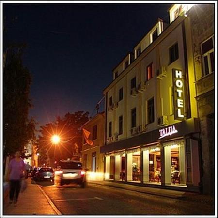Hotel Talija, Srpska 9, 78000 Banja Luka