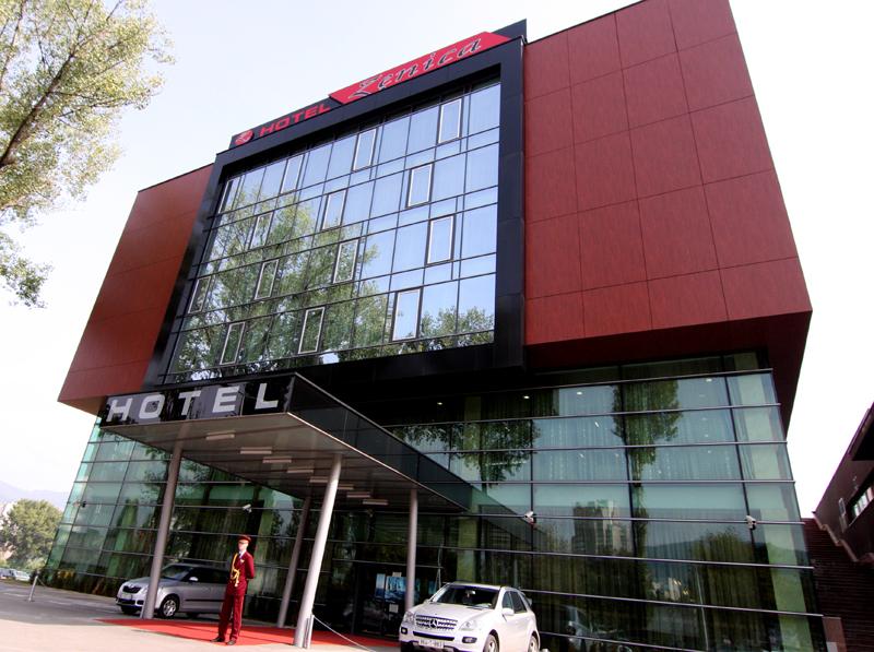 Hotel Zenica u Zenici, Kamberovića čikma b.b.