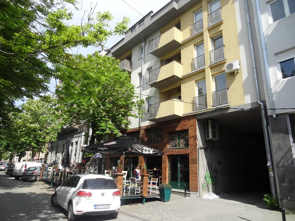 Lux Place Apartmani Kragujevac, Branka Radičevića 10