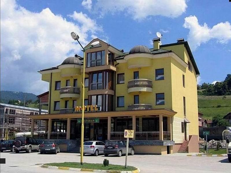Motel Almy, Vrandučka bb Pečuj