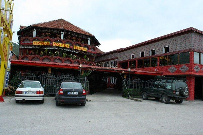 Motel San Marino, Bistua Nuova 4A