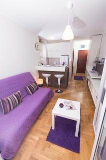 Apartman UNA, Novi Sad, Sajam