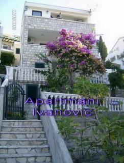 Apartmani smeštaj, Petrovac, Miriste bb, Petrovac na moru