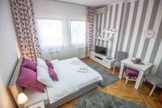 Arena Apartmani - Studio Marmelo, Novi Sad, Mite Ružića 1