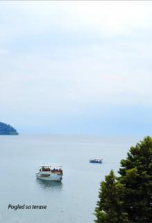 Dimić apartmani, Ohrid, Kej Maršala Tita 26a