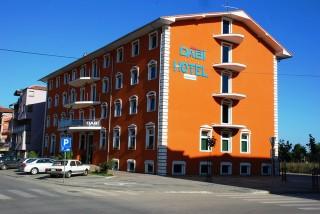 Hoteli smeštaj, Kruševac, Hotel DABI nalazi se u mirnom delu Kruševca, na 10 minuta hoda od centra grada, u ulici Dostojevskog bb.