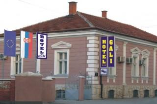 Hoteli smeštaj, Pirot, Hotel GALI se nalazi u samom centru Pirota, u ulic Srpskih vladara br. 179.