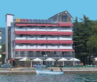 Hotel Tino, Ohrid, Kej Maršal Tito 55