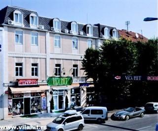 Vile smeštaj, Ruma, Hotel Vila HIT Ruma, Glavna ulica, 113,