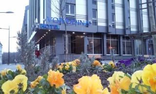 Hoteli smeštaj, Zrenjanin, Hotel VOJVODINA se nalazi u samom centru Zrenjanina, na Trgu slobode br. 3 - 5.