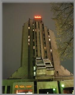 Hoteli smeštaj, Užice, Hotel ZLATIBOR se nalazi u samom centru grada, na Trgu partizana, u ulici Dimitrija Tucovica br. 149.
