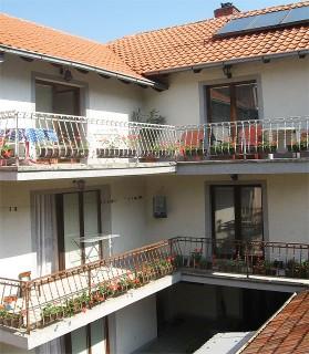 Apartmani smeštaj, Sokobanja, Apartmani Kalinovica nalaze se u mirnom delu centra grada.