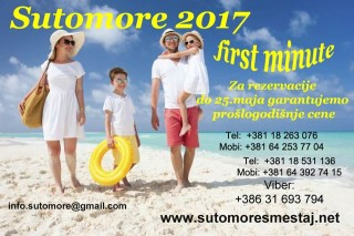 Apartmani smeštaj, Sutomore, Brca 201,Sutomore,Crna Gora