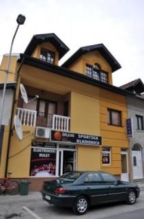 Apartmani smeštaj, Ivanjica, Sobe za odmor KAPLAREVIC se nalaze u ulici Boska Petrovica br. 36.