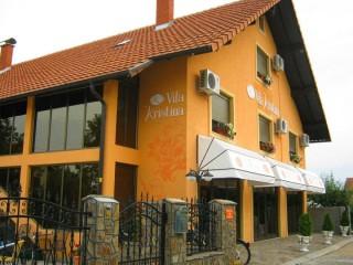 Vila KRISTINA, Negotin, Vila KRISTINAse nalazi u ulici Dositeja Novakovica bb.