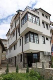 Vila Meri, Ohrid, Vila Meri se nalazi u Starom gradu Ohrida