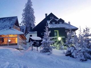 Vile smeštaj, Vlašić, Villa Panda; Ski staza Babanovac b.b